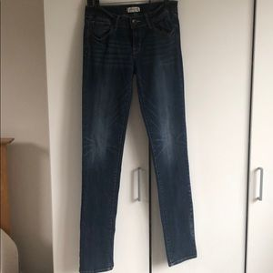 Pacsun Skinny Jeans Medium Wash